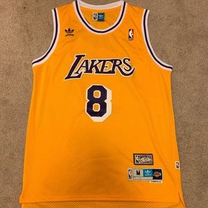 Kobe Bryant Los Angeles lakers adidas jersey